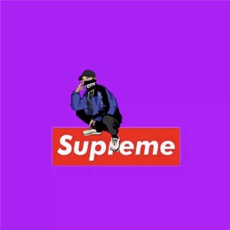 抖音supreme动漫高清图片大全 2018最火superme个性潮图