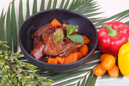美味诱惑西红柿食谱 冬季减肥大作战