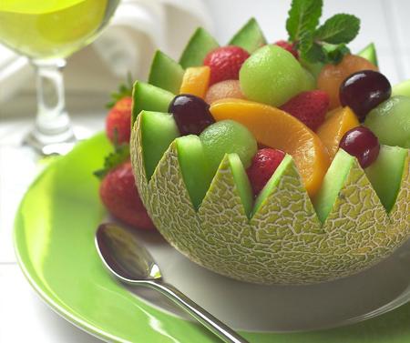 一周不节食的水果减肥餐 健康减肥食谱推荐