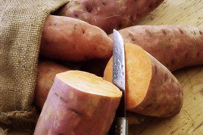3天红薯快速减肥法 粗纤维刮油脂更劲道