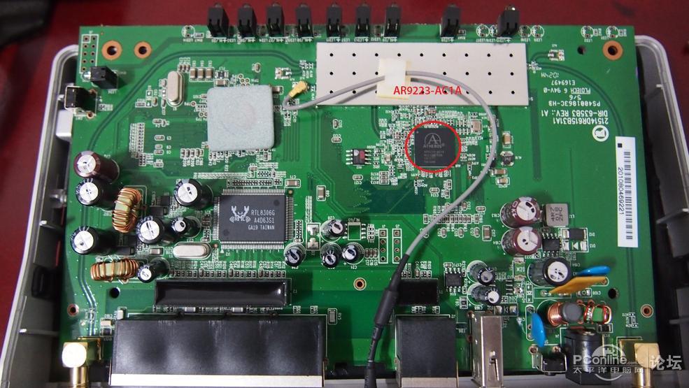 D-Link DIR-635拆解图文教程