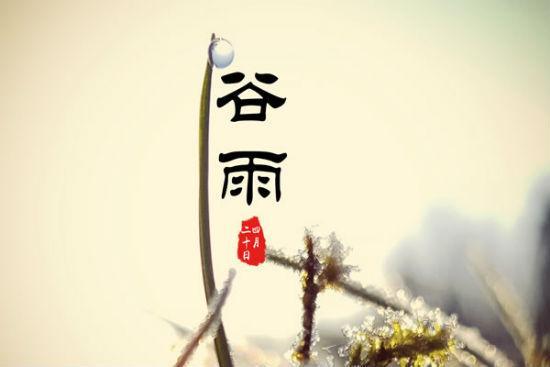 谷雨是什么季节?中国传统24节气重要节日!