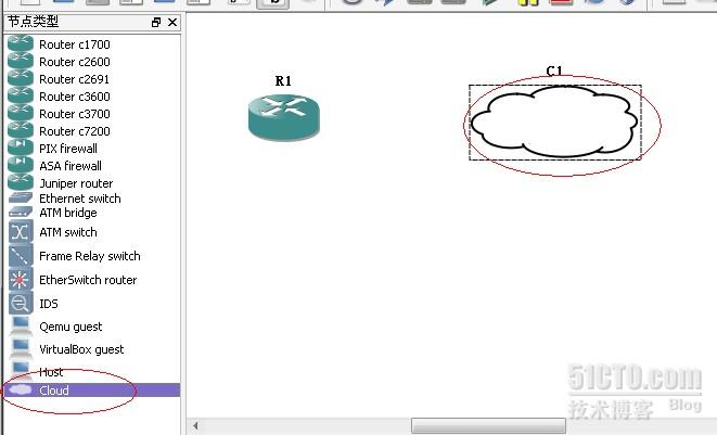 GNS3模拟器模拟路由,用SDM连接上去配置过程
