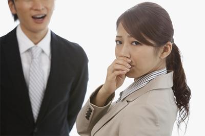 口臭是什么原因,如何解决口臭问题!