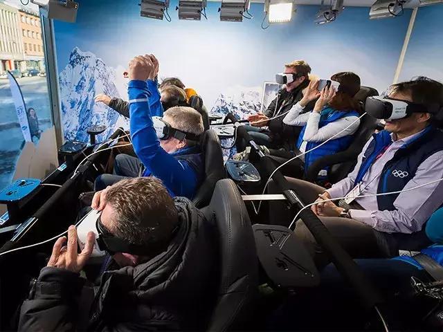 首个8K的VR直播系统在日本与大家见面  看电影看风景两不误