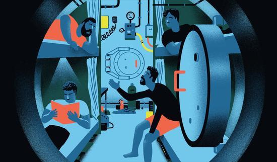 这是地球上最危险的工作,每天工资近万元,全是男人