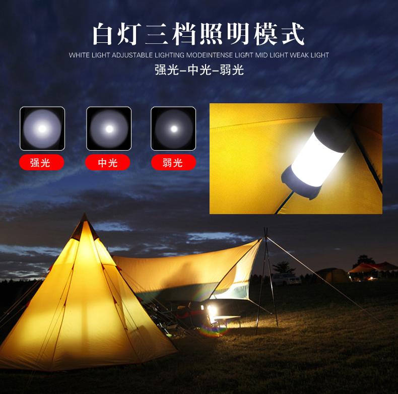 一盏性能良好的野营灯往往可以增加外出野营时的安全系数。下面跟随小编来看下选购技巧吧。