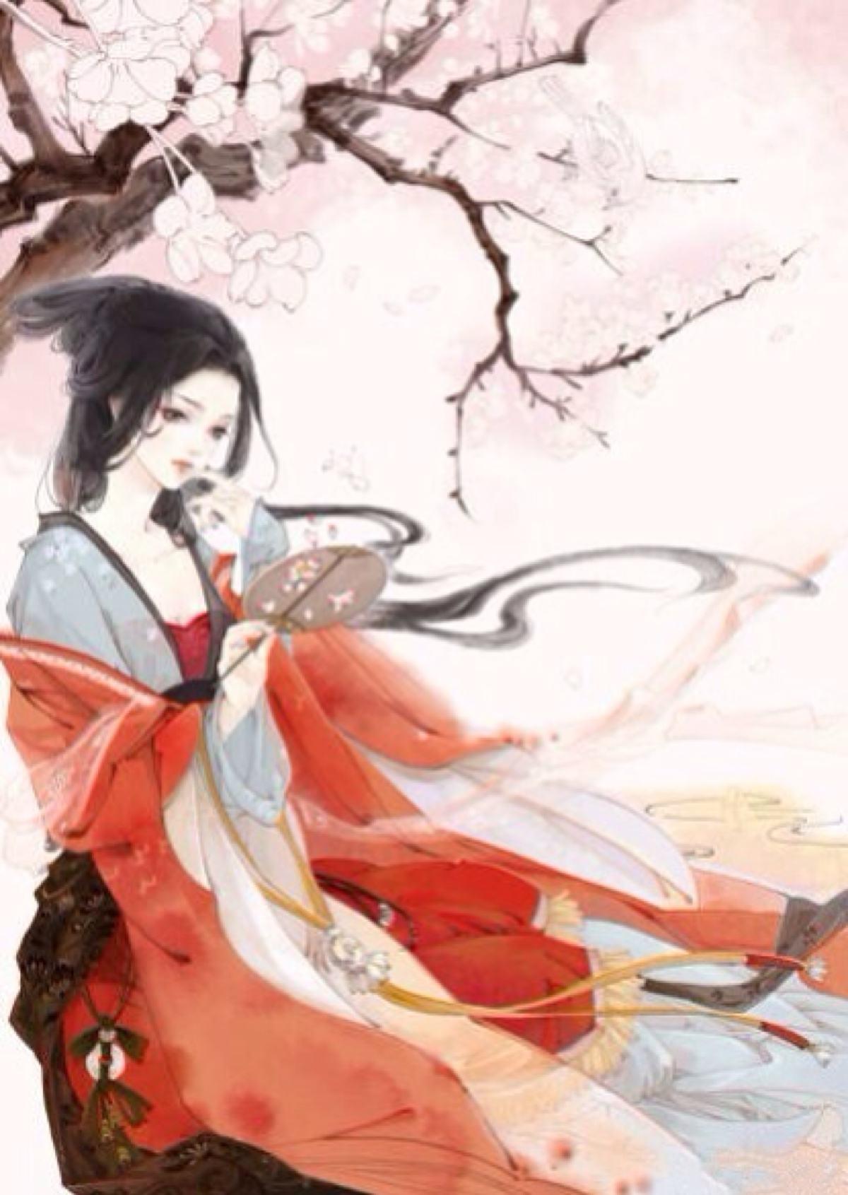 诗意古风女生网名--风华似指尖流沙