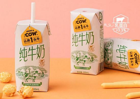 认养一头牛酸奶创始人吴晓波