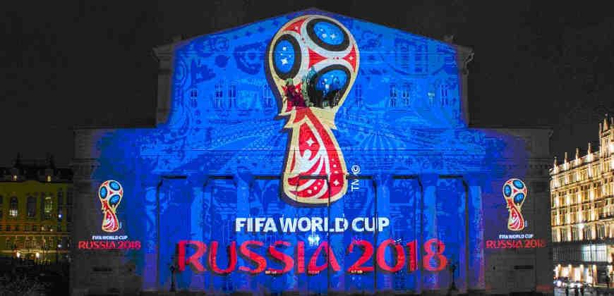2018俄罗斯世界杯