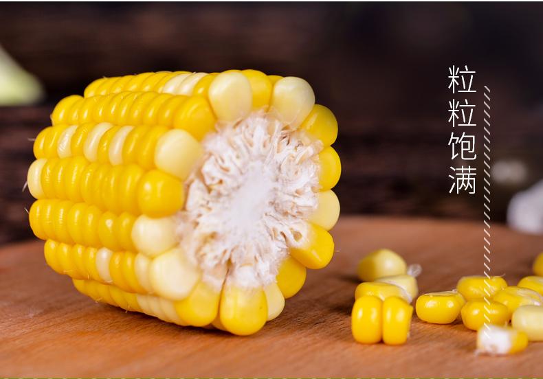 好吃的玉米
