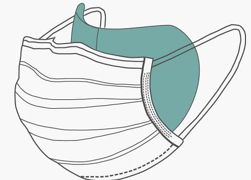 一次性口罩垫可以防病毒吗