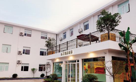 布丁酒店上海地区