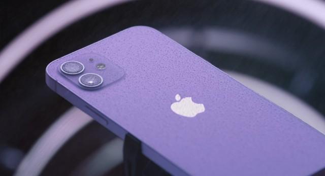 苹果发布紫色iPhone12,最新配色你喜欢吗?