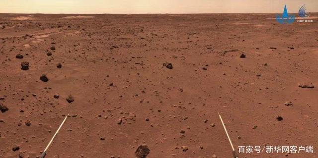 祝融号开始穿越复杂地形地带,已在轨稳定运行372天