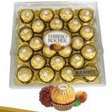 意大利原装*费列罗榛果巧克力T24 钻石礼盒装