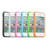 苹果 bumper iPhone 4 原装手机套 信号圈 边框保护套