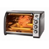 商城正品 ACA ATO-MF24C 电烤箱/烤箱 带披萨盘和羊肉串烤叉24L升