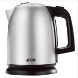 ACA/北美电器 AK-SCW15A电热水煲保温水壶进口磨砂不锈钢全国联保