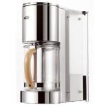 ACA/北美电器 AC-D15A咖啡机滴漏式精致不锈钢加有机玻璃机身