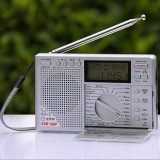 德生 PL-300WT收音机 PL300WT 全波段 数字调谐 正品特价