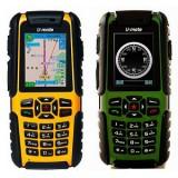 正品CDMA电信+GSM 双模双待 金翰 强者 A81 户外三防手机 送2G卡