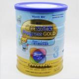 港版惠氏Wyeth 金装幼儿乐奶粉 3段(1-3岁)900g/罐