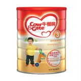 原装进口香港版牛栏奶粉 3段(1-3岁) 新西兰 900克/罐