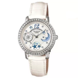 正品卡西欧手表 夜光都市金属女表 日期显示女士腕表SHN-3019D-7A