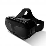 新款vr虚拟现实眼镜 魔镜vr4代 手机3d眼镜头戴式游戏头盔资源