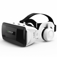 千幻魔镜新款私模vr虚拟现实眼镜3D头戴自带HiFi耳机