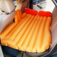 车载旅行充气床 植绒加厚车中床汽车床垫 自驾游必备车用床车震床