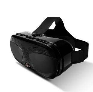 新款vr虚拟现实眼镜魔镜vr4代 手机3d眼镜头戴式游戏头盔资源vr虚拟现实眼镜