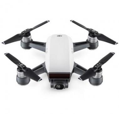 """大疆DJI """"晓""""SPARK 掌上智能无人机全能套装高清航拍四轴飞行器白色"""