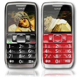 手机UMO优摩L908老人手机直板