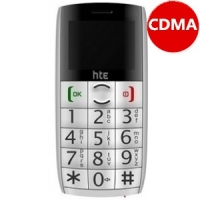 电信天翼CDMA老人手机 中维恒泰HT-520彩屏大字体大音量老人机