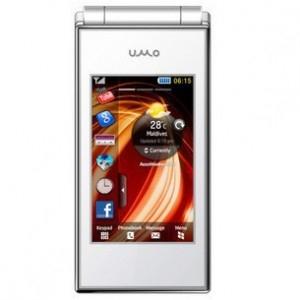 UMO优摩F818日系夏普风格好用的国产手机 高清屏私密保护女性音乐手机