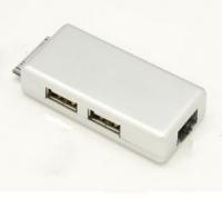 威盛WM8650平板电脑转接盒 转接头 USB网线转接头 USB网线转换器 30针24P针