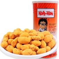 泰国大哥豆 大哥花生豆 ,烧烤味,230克/罐 新货