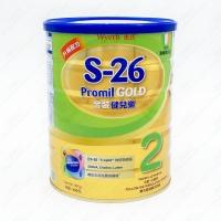 最新上架港版惠氏金装健儿乐奶粉2阶段(6-12个月)