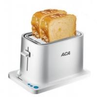 烤面包机 ACA AT-P0802C 多士炉 家用 不锈钢宽槽 5档位