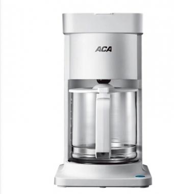 ACA/北美电器 AC-D15D家用全自动咖啡泡茶机玻璃杯