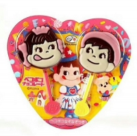 日本不二家巧克力不二家双棒巧克力24克