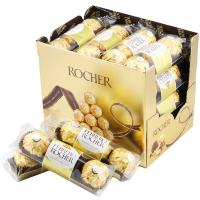 费列罗榛果威化巧克力T3整合 48粒 意大利进口巧克力