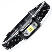 LED头灯supfire神火HL05感应强光头灯 充电户外防水夜钓鱼头灯头戴式手电筒