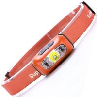 supfire神火HL05感应头灯强光充电超亮户外防水头戴式手电筒LED夜钓鱼灯