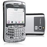黑莓 8310 时尚闪亮的镀珞按键 全键盘完美摄影功能