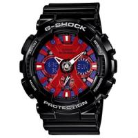 正品CASIO卡西欧G-SHOCK系列运动男表大表盘手表GA-120B-1A