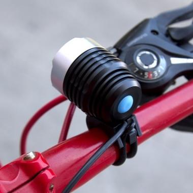 新款单车灯神火bl02单车安全头灯 专业骑行手电推荐品牌
