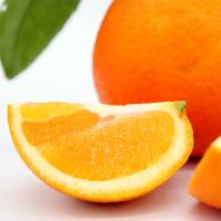 长江边上的忠县忠橙 新鲜水果现摘现发果嫩肉厚多汁的好脐橙